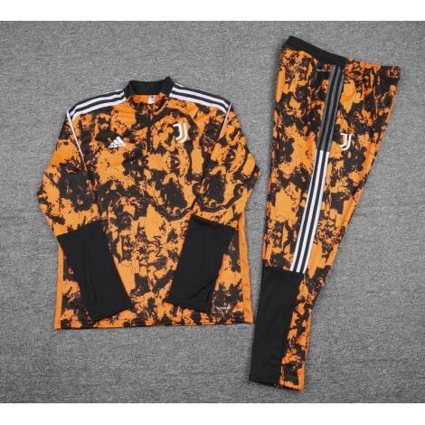 Леопардовый тренировочный костюм Ювентуса 2021-2022