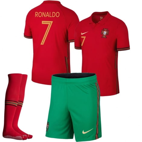Домашняя футболка Германии Лерой Сане на ЕВРО 2020 спереди