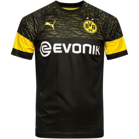 Гостевая игровая футболка Боруссии Дортмунд 2018-2019