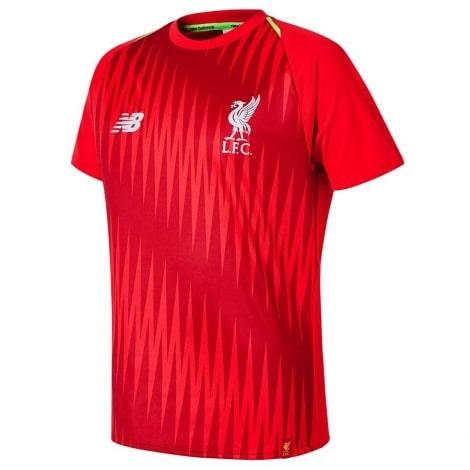 Тренировочная футболка Ливерпуля 2018-2019