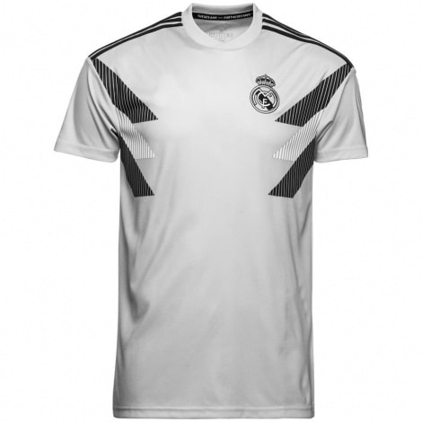 Тренировочная футболка Реал Мадрид 2018-2019
