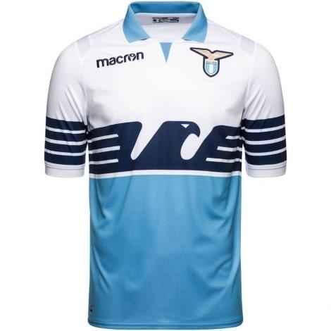 Домашняя игровая футболка Лацио 2018-2019