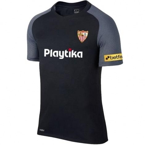 Домашняя игровая футболка Севилья 2018-2019