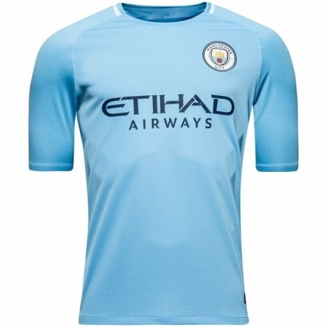 Домашняя игровая футболка Манчестер Сити
