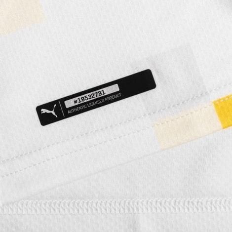 Комплект детской третьей формы Боруссии 2020-2021 Холанн футболка бренд