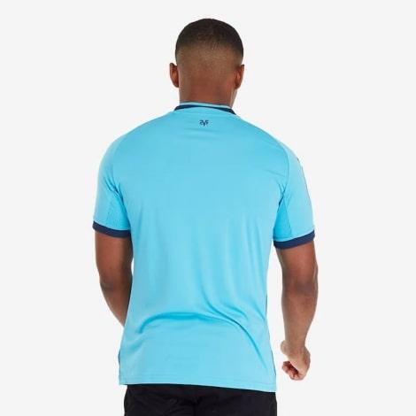 Третья игровая футболка Вильярреал 2019-2020 сзади