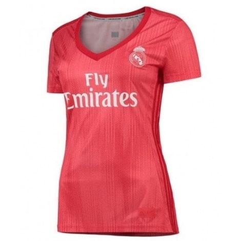 Женская третья футболка Реал Мадрид 2018-2019