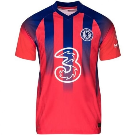 Третья аутентичная футболка Челси 2020-2021