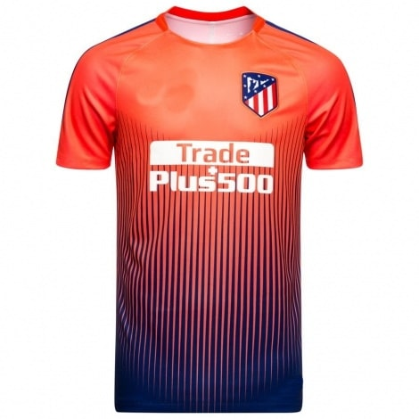 Тренировочная футболка Атлетико Мадрид 2018-2019