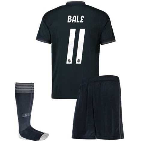 Детская гостевая футбольная форма Гарет Бейл 2018-2019