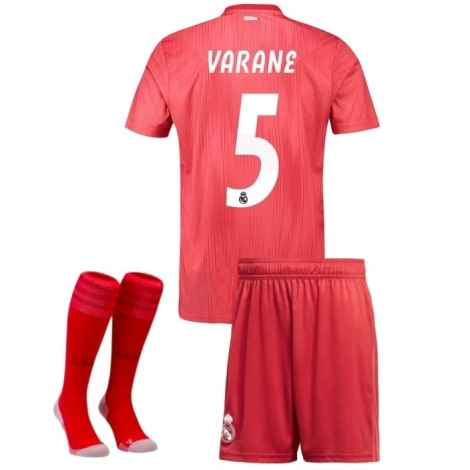 Детская третья футбольная форма Варан 2018-2019