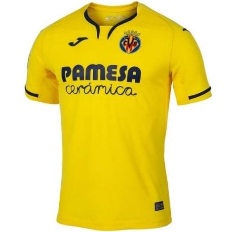 Домашняя игровая футболка Вильярреал 2019-2020