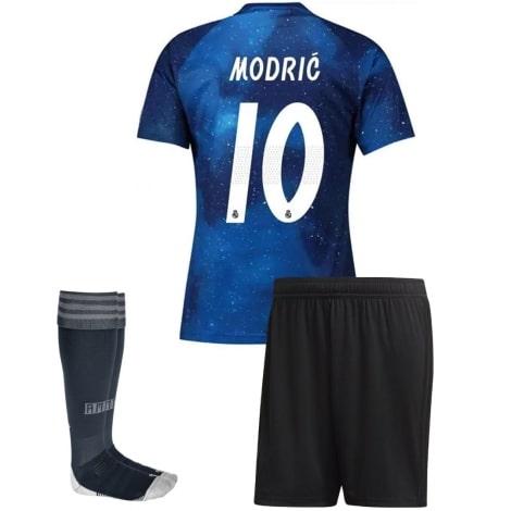 Детская космическая форма EA Реал Мадрид Лука Модрич 2018-2019