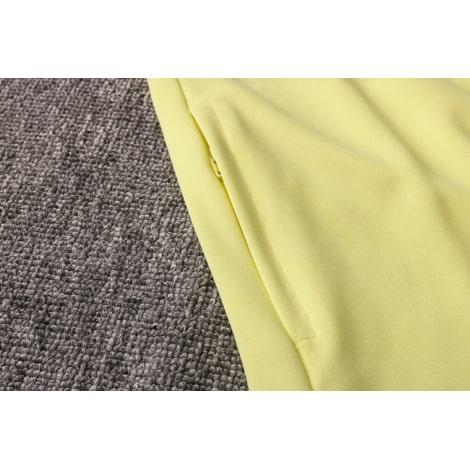 Желтый спортивный костюм Арсенал 2021-2022 карман