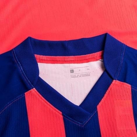Третья аутентичная футболка Челси 2020-2021 воротник