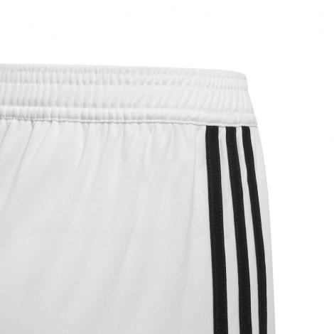 Взрослая домашняя форма Реал Мадрид 18-19 c длинными рукавами шорты технология