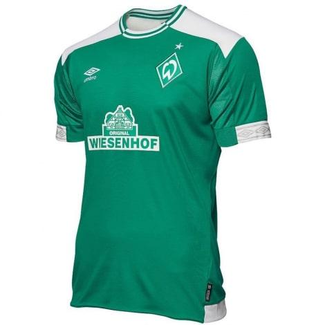 Домашняя игровая футболка Вердер Бремен 2018-2019