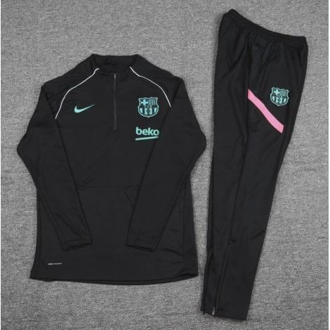 Черный костюм Барселоны 2021-2022