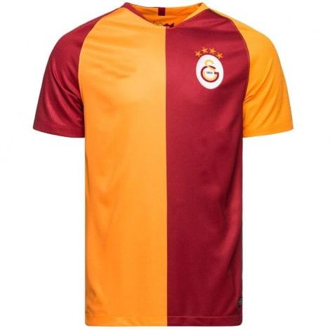 Домашняя игровая футболка Галатасарай 2018-2019