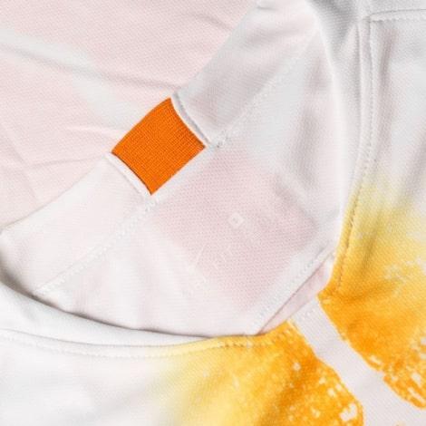 Третья игровая футболка Галатасарай 2018-2019 воротник