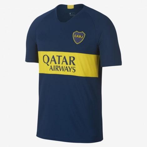 Домашняя игровая футболка Бока Хуниорс 2018-2019