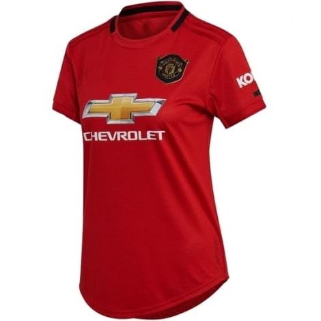 Женская домашняя футболка Манчестер Юнайтед 2019-2020