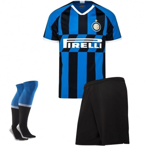 Комплект взрослой домашней формы Интер 2019-2020