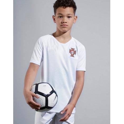 Детский комплект гостевой формы Португалии на ЧМ 2018