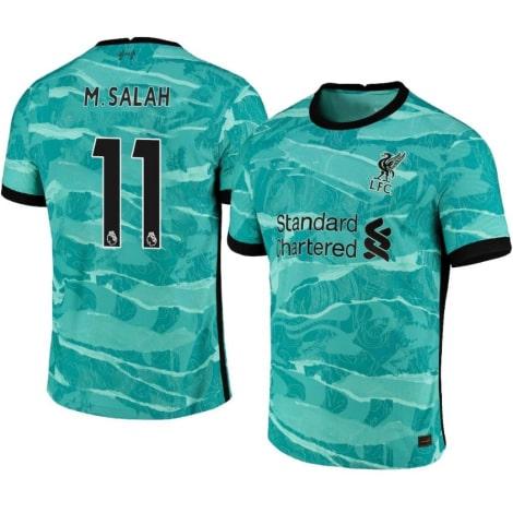 Гостевая футболка Ливерпуля 2020-2021 Мохаммед Салах