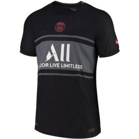 Комплект детской третьей формы ПСЖ 2021-2022 футболка