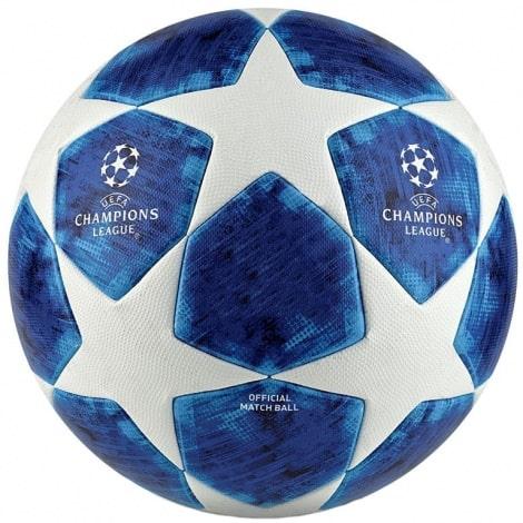 Синий мяч Лиги Чемпионов по футболу 2018-2019