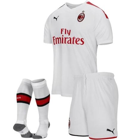 Комплект взрослой гостевой формы Милан 2019-2020