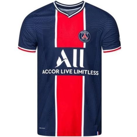 Домашняя аутентичная футболка ПСЖ 2020-2021