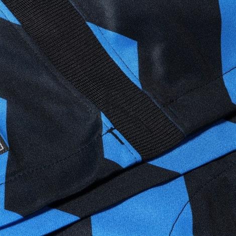 Домашняя игровая футболка Интера Ромелу Лукаку 2020-2021 ткань