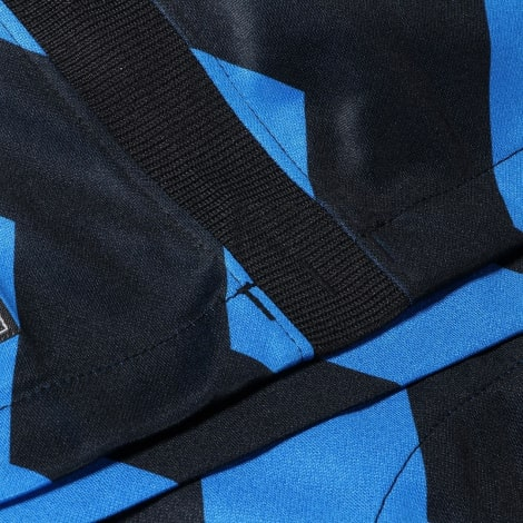 Детская домашняя форма Интера Ромелу Лукаку 2020-2021 футболка ткань