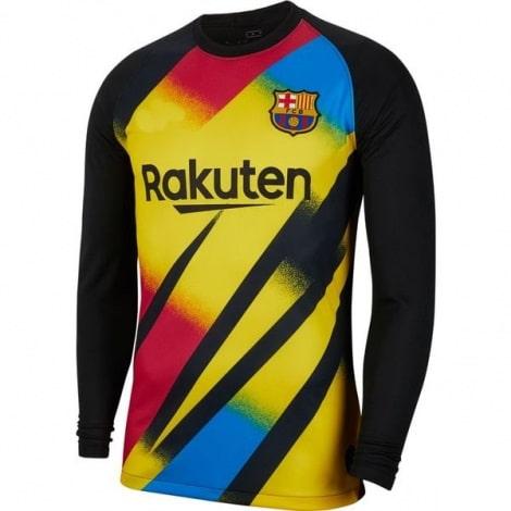 Вратарская домашняя футболка Барселоны версия Европа 19-20