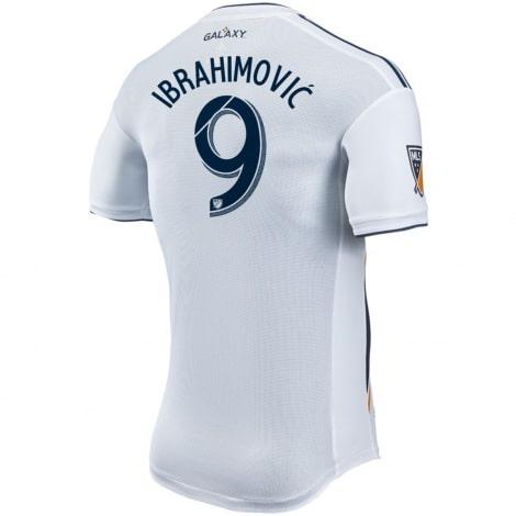 Домашняя футболка Лос-Анджелес Гэлакси 2019-2020 Златан Ибрагимович номер 9