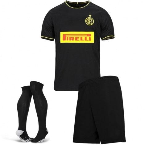 Комплект взрослой третьей формы Интер 2019-2020