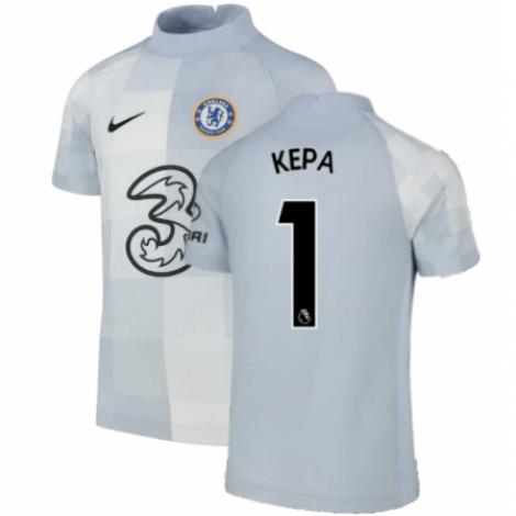 Домашняя футболка Челси 2021-2022 Кепа