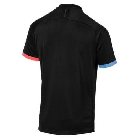 Взрослая гостевая форма Манчестер Сити 2019-2020 футболка сзади