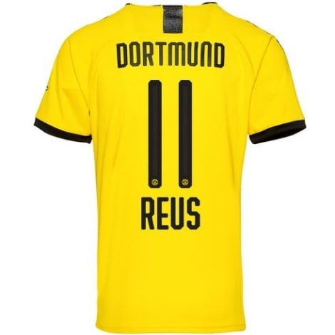 Домашняя футболка Боруссии Дортмунд 2019-2020 Марко Ройс