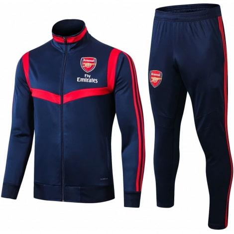 Взрослый сине-красный костюм Арсенала 2019-2020