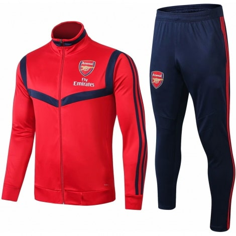 Взрослый красно-синий костюм Арсенала 19-20