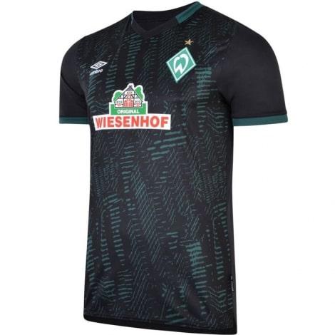 Третья игровая футболка Вердер Бремен 2019-2020