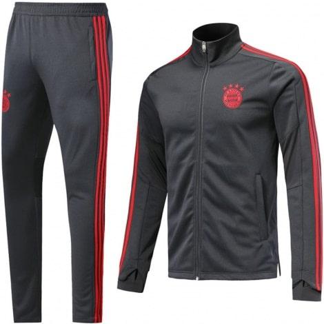 Взрослый серо-красный костюм Баварии 2019-2020