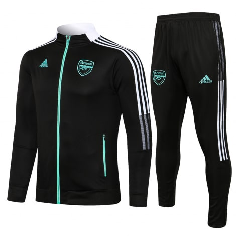 Черный спортивный костюм Арсенал 2021-2022