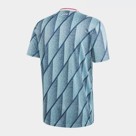 Гостевая игровая футболка Аякс 2020-2021