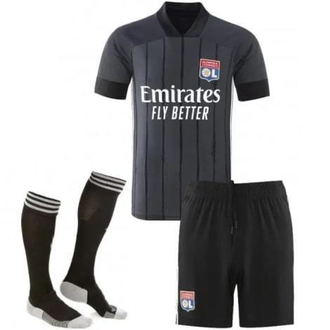Черный спортивный костюм Аргентины по футболу 2020-2021