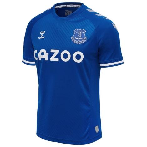 Комплект взрослой домашней формы Эвертон 2020-2021 футболка