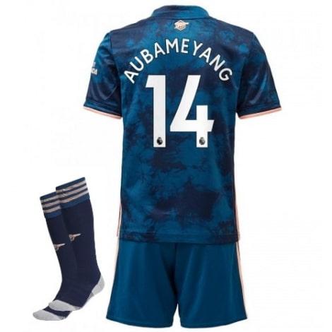 Домашняя игровая футболка Атлетико Мадрид 2020-2021